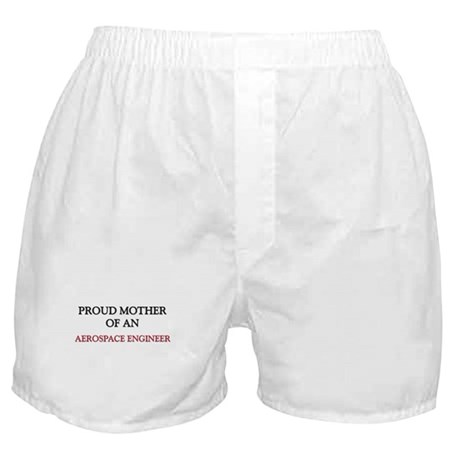 Proud Mother Of An AGENT Boxer Shorts