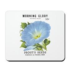 Morning Glory Mousepad