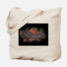 Funny Waterford logo red band Tote Bag
