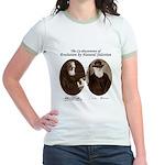 Wallace & Charles Darwin Jr. Ringer T-Shirt