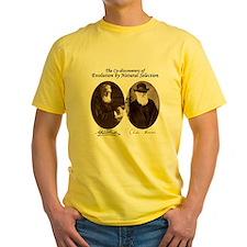 Wallace & Charles Darwin T