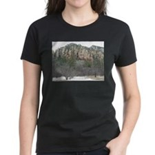 Northern Arizona Snow Scene Tee