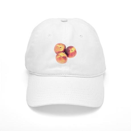 Three Peach Cap