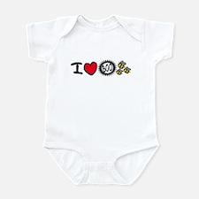 Boo Bees Infant Bodysuit
