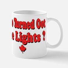 Afraid of the Dark? Mug
