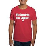 Afraid of the Dark? Red T-Shirt