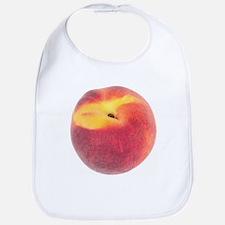 Atlanta Fuzzy Peach Bib