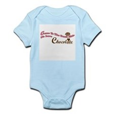Chocolate Lover Infant Bodysuit