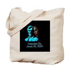 Unique Obama lincoln Tote Bag