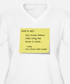 Note to self... T-Shirt