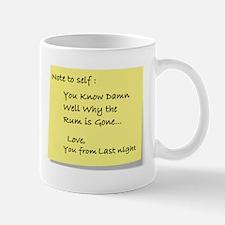 Note to self... Small Small Mug
