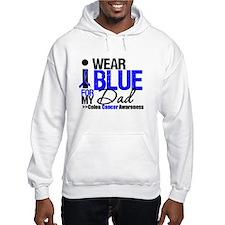 I Wear Blue (Dad) Jumper Hoody