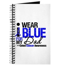 I Wear Blue (Dad) Journal