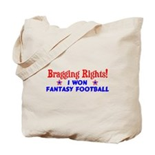 Fantasy Football Winner! Tote Bag