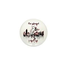 Go ahead - I dare ya! Mini Button (100 pack)