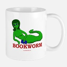 Bookworm Girl Mug