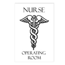 RN Caducus Postcards (Package of 8)