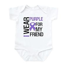 IWearPurpleFriend Infant Bodysuit