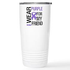 IWearPurpleFriend Travel Mug