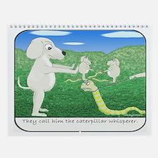 Whisperer Wall Calendar
