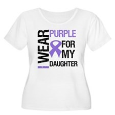 IWearPurpleDaughter T-Shirt