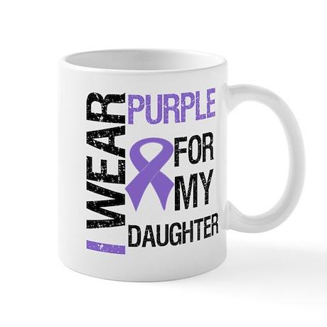 IWearPurpleDaughter Mug