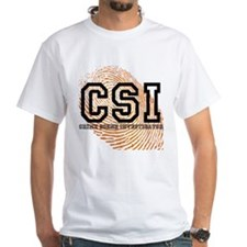 CSI TV Show Shirt