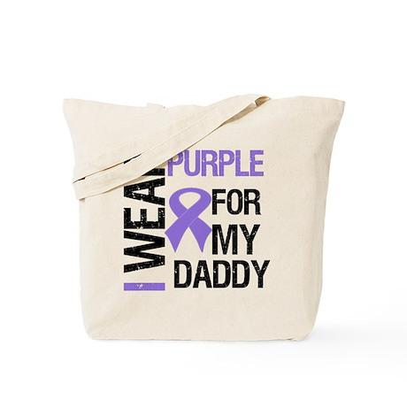 IWearPurpleDaddy Tote Bag