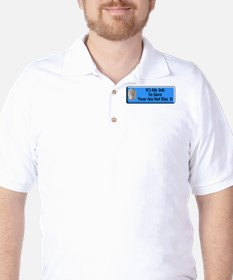 Save Your Ass Golf Shirt