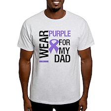 IWearPurpleDad T-Shirt