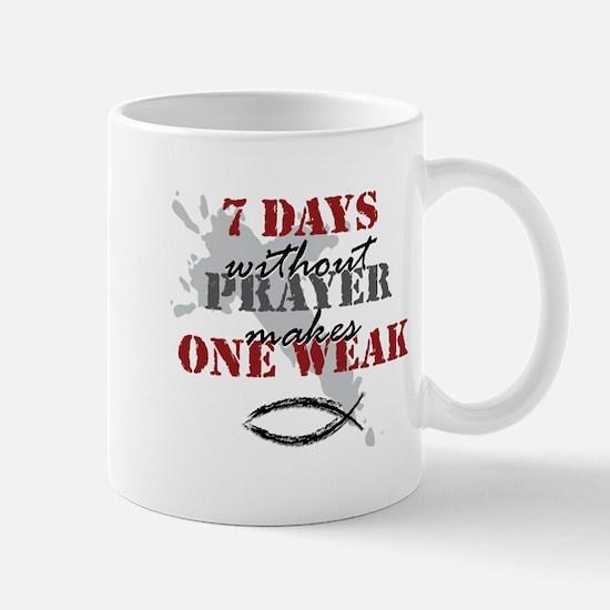 7 days Mug