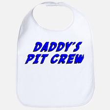 Daddy's Pit Crew Bib