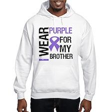 IWearPurpleBrother Hoodie
