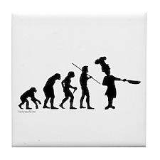 Chef Evolution Tile Coaster