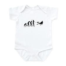 Scuba Evolution Infant Bodysuit