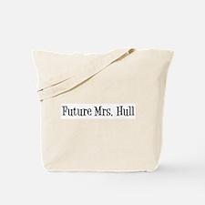 Future Mrs. Hull Tote Bag