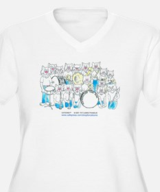 Catoons™ Town Band Cats T-Shirt