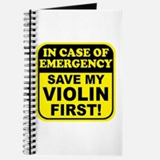 Save My Violin Journal