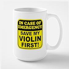 Save My Violin Mug