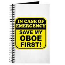 Save My Oboe Journal