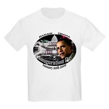 Barack Obama Inauguration Day T-Shirt