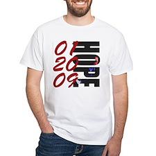 01 20 09 Obama Hope Shirt