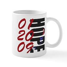 01 20 09 Obama Hope Mug