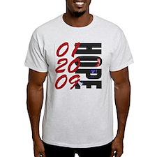 01 20 09 Obama Hope T-Shirt