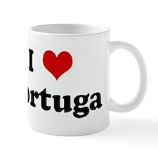I Love Tortuga Mug