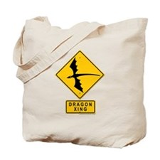 Dragon XING Tote Bag