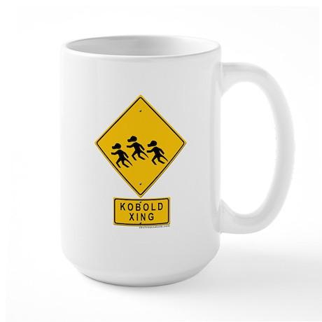 Kobold XING Large Mug