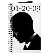 01 20 09 President Obama Journal