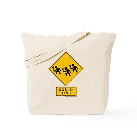 Goblin XING Tote Bag
