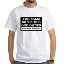 For Sale 80 year old Shirt
